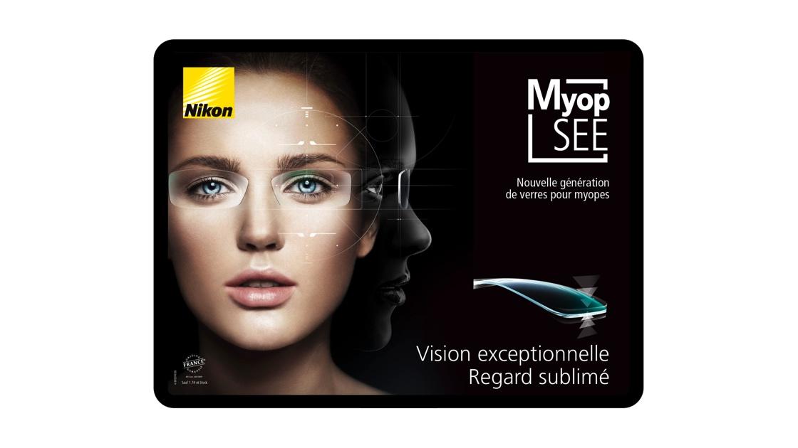 Aide de vente MyopSee Nikon