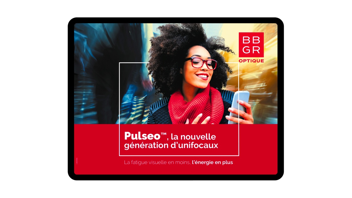 aide de vente animé Pulseo BBGR