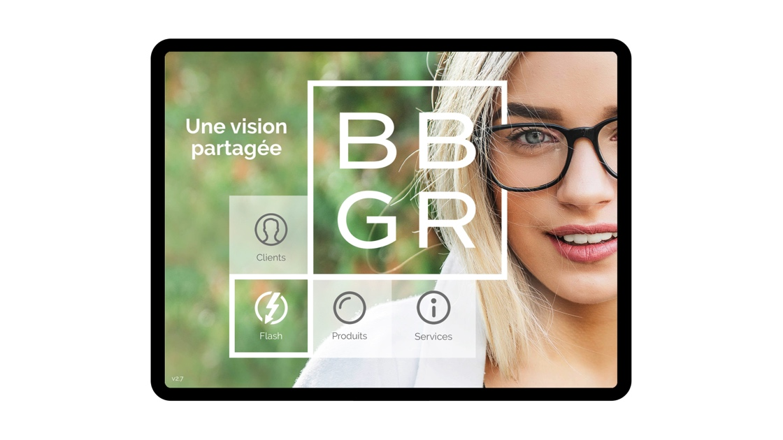 application de vente BBGR