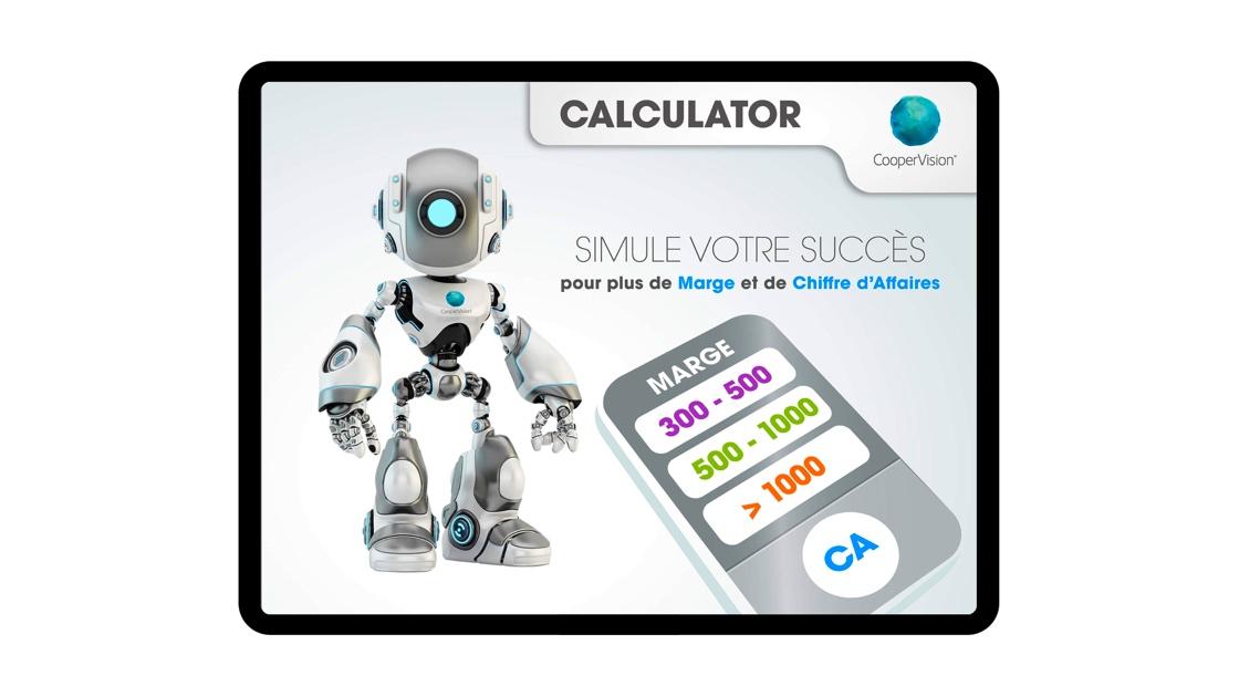 aide de vente Calculator