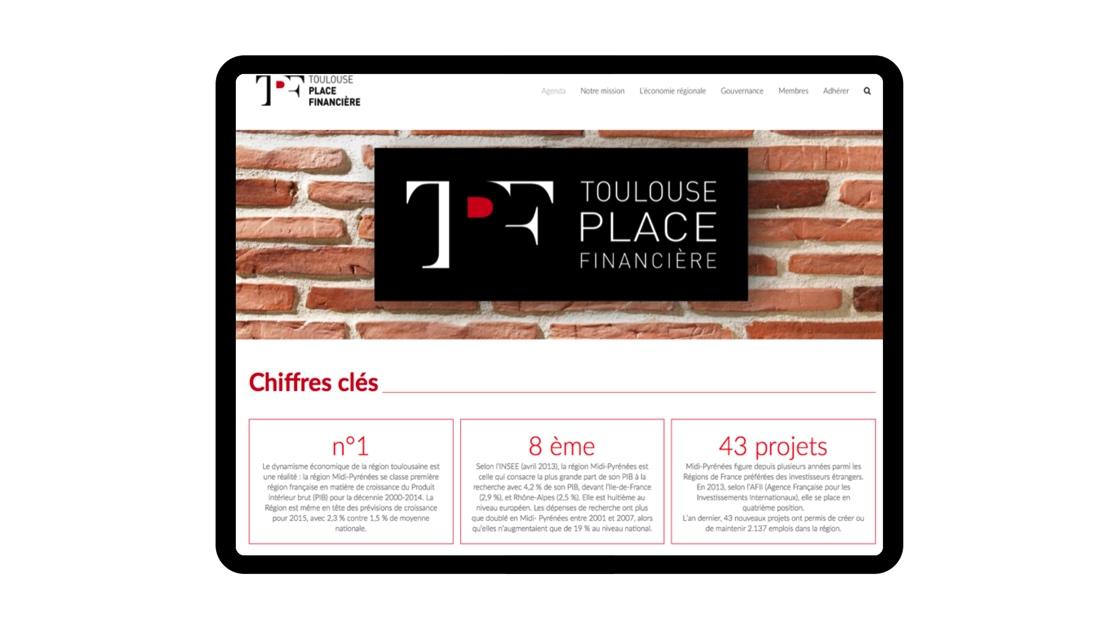 site web TPF
