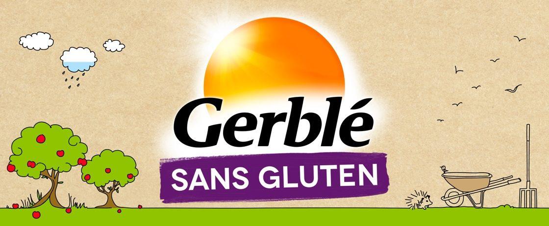 déclinaison pack gerblé sans gluten